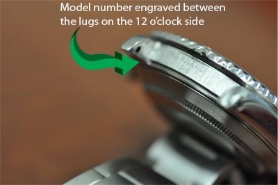 modelnummer